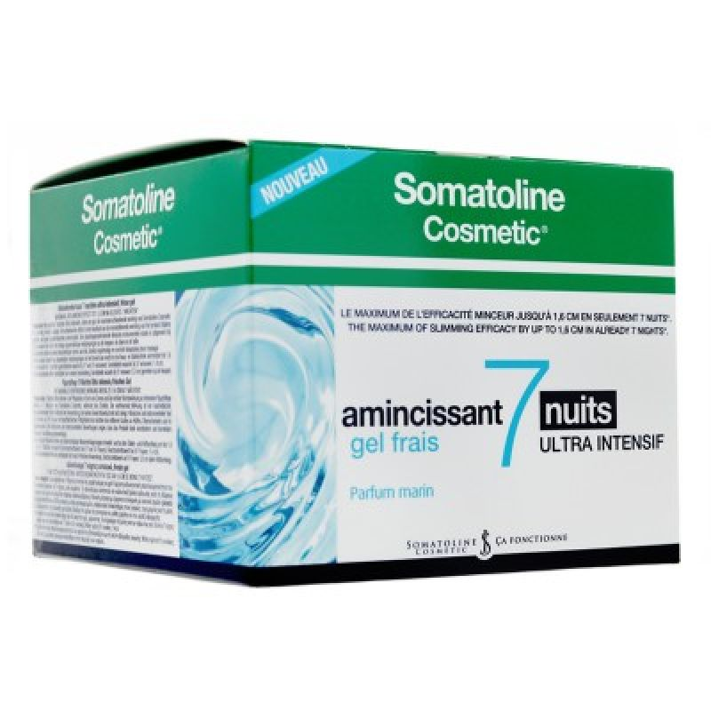 Somatoline Cosmetic gel amincissant ultra intensif 7 nuits