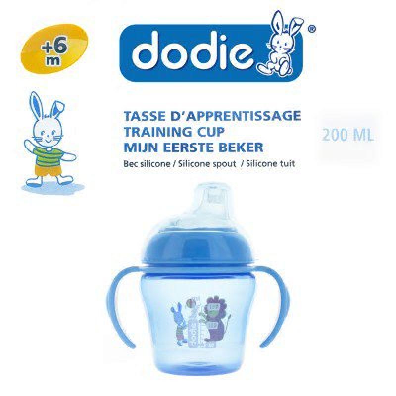6 mois 200ml ROSE Dodie-Tasse dapprentissage
