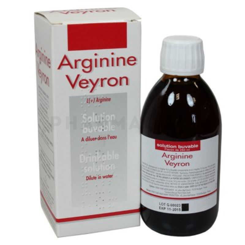 Arginine Veyron solution buvable 250 ml 00433b071ad