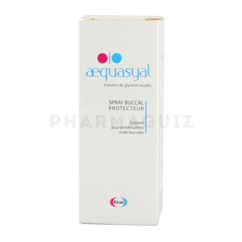 Aequasyal spray buccal protecteur 40 ml