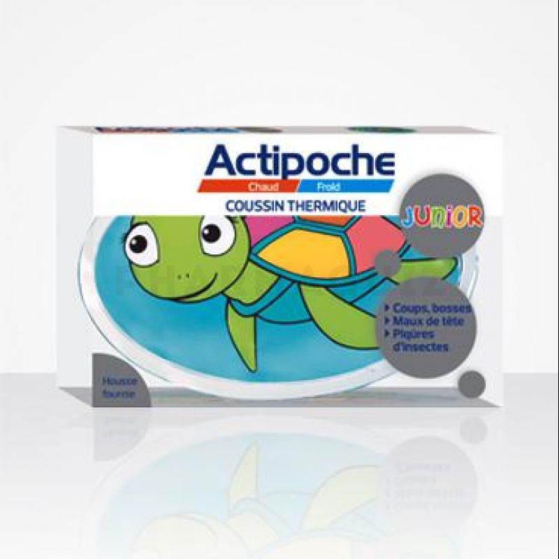 Actipoche Junior Tortue (des 2 Ans)