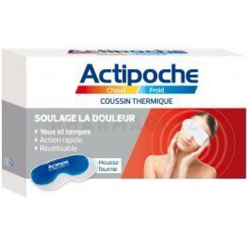 Actipoche Yeux 1 Poche Thermique