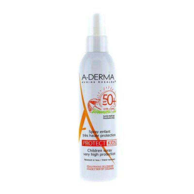 A-Derma Protect Kids spray indice 50+ 200 ml