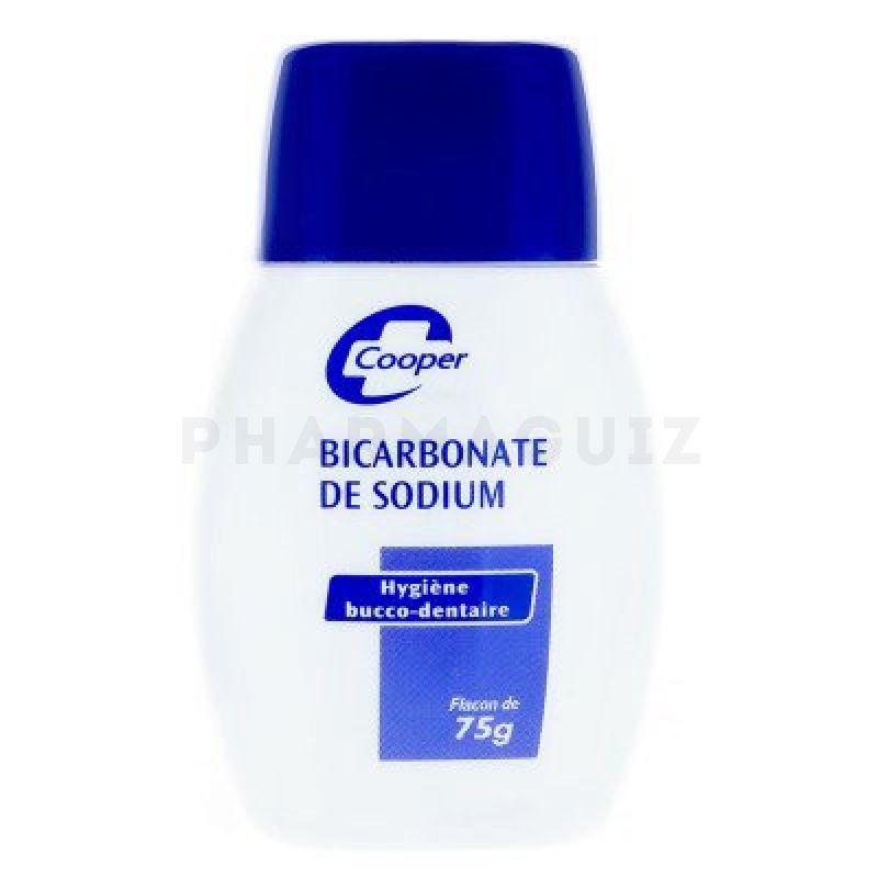 Cooper bicarbonate de sodium 75 g pharmaguiz - Bicarbonate de sodium cuisine ...