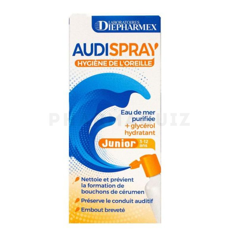 Audispray Junior spray auriculaire 25 ml