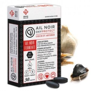 Ail Noir Oxyprotect 30cprs