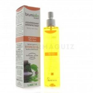 Brumizea spray assain the vert agrumes 100 ml