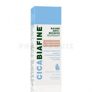 Cicabiafine Baume anti récidive relipidant 200 ml
