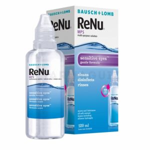 Renu Solution multifonctions 120ml