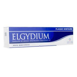 Elgydium plaque dentaire dentifrice 150 g