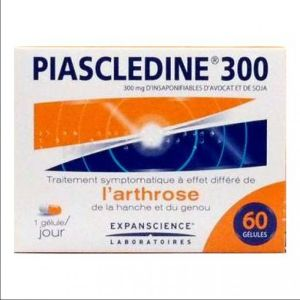 Piascledine 300mg 60 Gelules