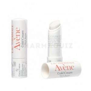 Avene stick levres duo cold cream