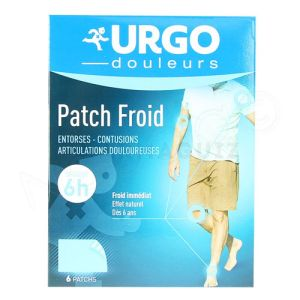 Urgo Patch Froid Douleurs B/6