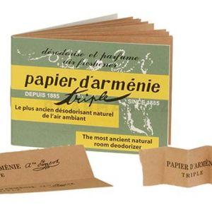 Papier D Armenie Triple 36 Lamelles Pharmaguiz