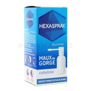 Hexaspray collutoire flacon pressurisé de 30 g