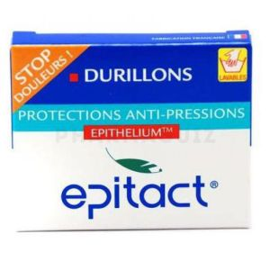 Epitact-protections epithelium tm anti pressions durillons epitact, lot de 2