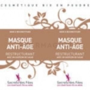 Secrets Des Fees Masque Anti-age Restructurant (2sachets)
