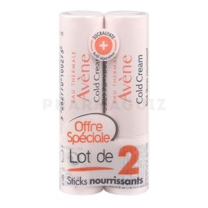 Avène - Cold Cream Duo sticks lèvres