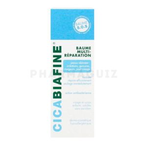 Cicabiafine Baume Multi-reparation Peaux abimees 50ml