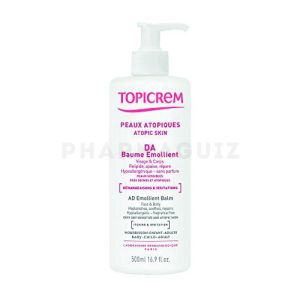 Topicrem DA Baume Emollient 500 ml