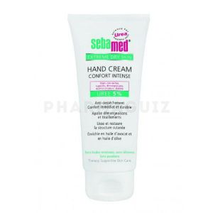 Sebamed Hand Cream Confort Intense Urée 5% 75 ml