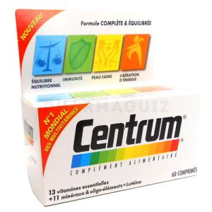 Centrum Adulte 30 comprimés