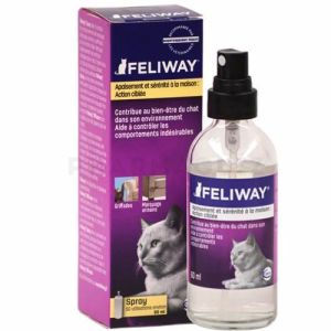 Feliway Spray de 60 mL pour Chat