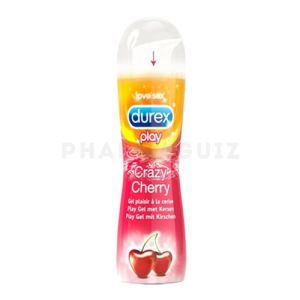 Durex Play Crazy Cherry gel plaisir cerise 50 ml