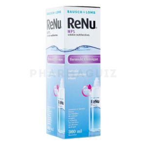 ReNu solution multifonctions Multiplus 360ml