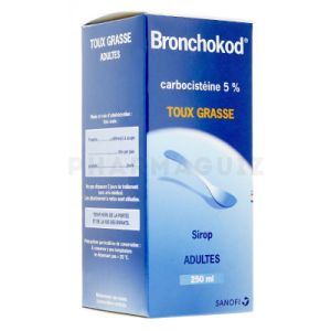 Bronchokod adultes sirop 250 ml