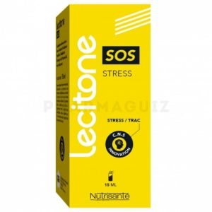 Nutrisanté Lecitone SOS Stress Spray 15ml