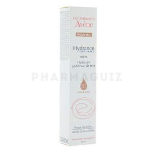 Avène Hydrance Optimale riche hydratant perfecteur de teint 40 ml