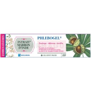 Intrait Marron Inde Phlebogel 100g