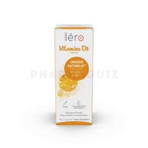 Lero Vitamines D3 20ml