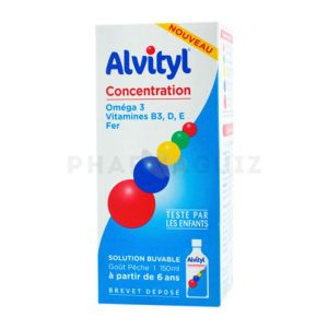 Alvityl concentration 150 ml