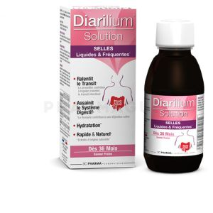 Diarilium Enfant Solution Buvable Flacon /125ml