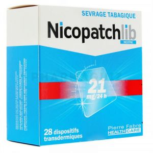 Nicopatch 21 mg / 24 h Bt28