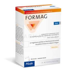 Pileje Formag 20 sticks