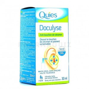 Quies Doculyse solution 30 ml