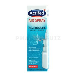 Actifed air spray 10ml