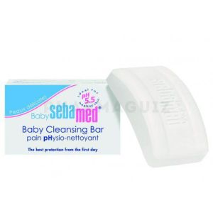 SEBAMED BABY CLEANSING BAR Pain Physio-nettoyant - Sebamed - 150g