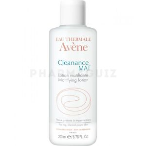 Avène Cleanance Mat lotion matifiante 200 ml