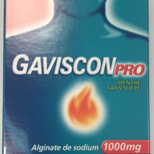 Gaviscon Pro Menthe S/sucre Suspension buvable 150ml