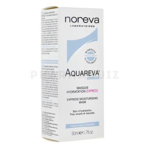 Noreva Aquareva masque hydratant express 50 ml