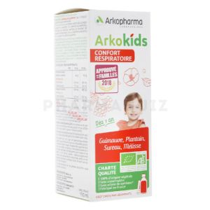 Arkokids bio solution buvable confort respiratoire 100 ml
