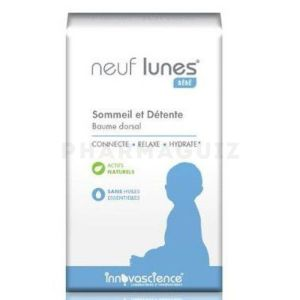 Neuf lunes bebe sommeil detente doseur airless 50ml