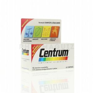 Centrum cpr bt 60