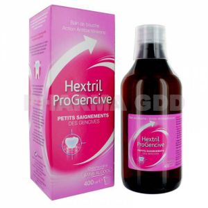 Hextril ProGencives Bain de Bouche Gencives Sensibles 400ml