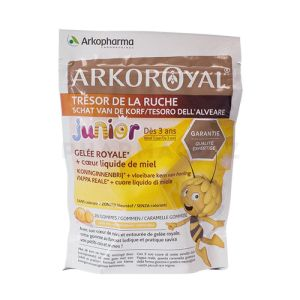 Arkoroyal Junior Gelee Royale (20 Gommes)