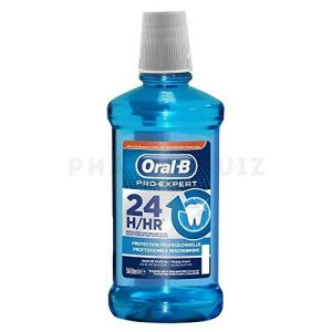 Oral-B Pro-Expert Protection Professionnelle Bain de Bouche 500 ml